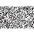 Distress Fiber Texture vector image