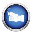 Icon of premium photo camera vector image vector image