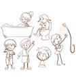 Kids grooming