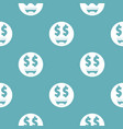 money smile icon simple vector image