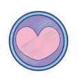 medicine symbol to help the people vector image vector image
