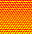 Psychodelic Background from Cubes vector image vector image