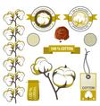 Cotton emblems