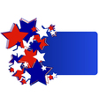 Greeting card with stars vector | Price: 1 Credit (USD $1)