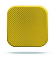 icons porous perforated material vector image vector image