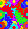 Bright colors vector image