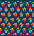 mexico concept festive culture tradition vector image vector image