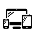 Phone computer and tablet vector | Price: 1 Credit (USD $1)
