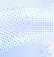Winter horizontal banner vector image vector image