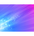 Abstract Background with Lights vector image vector image