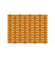basketweave tile for christmas background vector image vector image