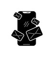 email app vector image vector image