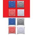 Condoms vector image