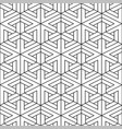 seamless geometric pattern - decorative vector image