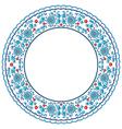 Antique ottoman turkish pattern design ninety nine vector image vector image