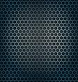 bluenet vector image vector image