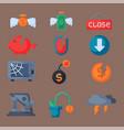 crisis symbols concept problem economy banking