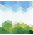 Background colored for your design vector image