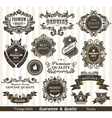 Vintage styled labels vector | Price: 3 Credits (USD $3)