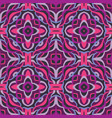 abstract background seamless pattern carpet vector image vector image