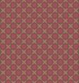 Designer Grille oriental style vector image vector image