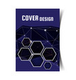 cover design template5 vector image