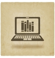 distance online library study or bookstore vector image