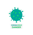 banner design for pandemic covid-19 situation vector image vector image