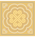 Motifs from traditional culture Laos and Thailand vector image