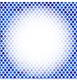 Abstract Elegant Blue Background vector image vector image