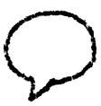 speech Bubble 3 vector image