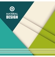 Material icon design vector image