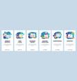 mobile app onboarding screens design content