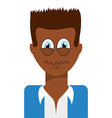 avatar expression vector image
