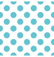 seamless pattern with cute pastel light mint green vector image vector image