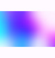 soft color abstract gradient blurred background vector image vector image