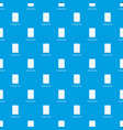 football field pattern seamless blue vector image vector image