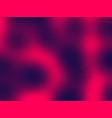halftone dots background magenta and dark blue vector image vector image
