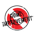 Home improvement rubber stamp
