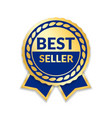 Ribbon award best seller gold ribbon award icon