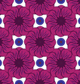 Background colorful flowers vector image vector image