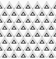 seamless pattern seamless geometric background vector image vector image