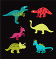 Dinosaurs - vector image