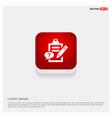 check list ok icon vector image vector image