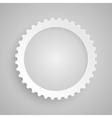 Paper Banner Design Mockup vector image vector image