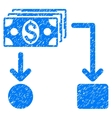 Cashflow Grainy Texture Icon