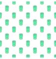 Door of safe pattern cartoon style vector image vector image