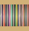 style background from colorful stripes vector image vector image