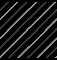 black seamless stripes pattern diagonal texture vector image vector image