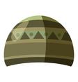 Hat icon cartoon style vector image vector image